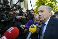 Ex-FIFA boss Blatter 'happy' to testify at Platini appeal