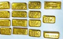 Gold Worth Over Rs 58 L Seized at Kochi Airport