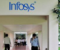 Infosys tanks 9%; mcap plunges Rs 23,459 crore post Q1 earnings