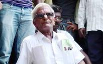 Traffic Ramaswamy booked for spreading rumours on Jayalalithaa's health