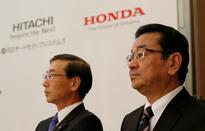 Honda, Hitachi Automotive to form EV motor joint venture