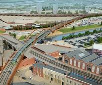 Ordsall Chord to feature groundbreaking bridge design to link Piccadilly and Victoria stations