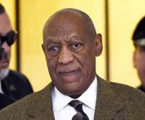 Bill Cosby arrives at Pennsylvania court in sex assault case