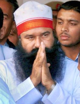 After conviction, Dera chief skipped dinner in jail