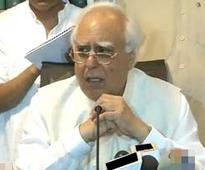Fixing not covered by laws against gambling, betting: Law Minister Kapil Sibal