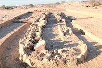 RAK Ruler tours 4,000 year old archaeological site