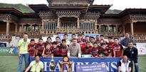 City wins Thimphu League