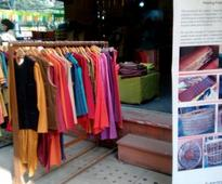 Manipur Women Survivors Exquisite Bamboo and Weaving Products hit market