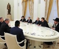 WJC's Lauder meets with Putin to discuss Jewish life in Russia, support for Israel