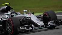 Nico Rosberg quickest in FP3, Hamilton escapes grid penalty