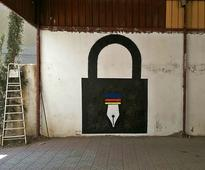 Yemeni Street Artist Covers The Ruins Of War In Color And Memories