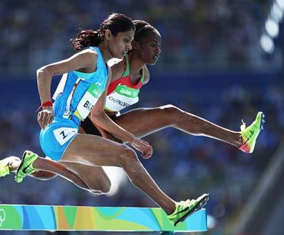 Lalita Babar 10th in Steeplechase; Maheswary, Nanda flop