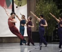 S.F. Ballet takes a turn at Stern Grove