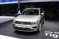 Auto Expo 2016: Volkswagen Tiguan SUV showcased, launch expected in 2017