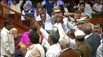 Haryana assembly: 3 Cong MLAs suspended for 6 months