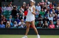 Nike 'nightie' causes a stir at Wimbledon: How tennis stars try to 'tame' the dress