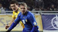 Goals from Andriy Yarmolenko and Yevhen Khacheridi earned Ukraine all three points against Moldova in their FIFA World Cup qualifying match, but only...
