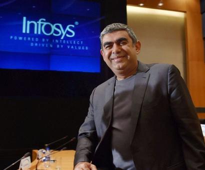 'Sad to see a good CEO like Sikka step down'
