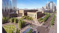 Completion of Philadelphia 30th Street Station District Plan Highlighted by Action on Near Term Improvements