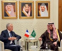 France, Saudi hope Syria talks lead to Geneva resumption