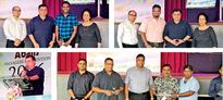 Abans managers recognised at Convention 2016