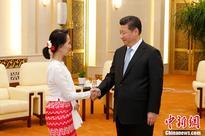 Suu Kyi's visit will boost economic ties