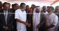Sharjah ruler arrives in Kerala for 5-day visit