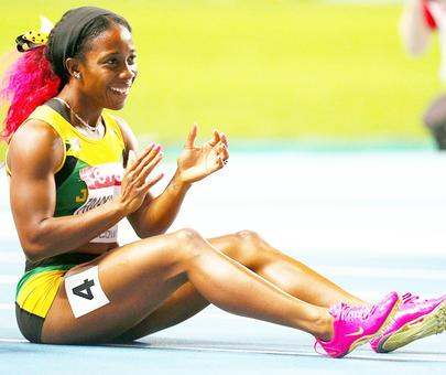 Sports Shorts: Fraser-Pryce announces pregnancy, to miss world champs