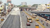 Vadapalani, Anna Nagar  flyovers to open soon