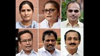 Congress MPs suspended: Deeply hurt by conduct, says Speaker; Opposition cries foul