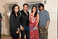 Shah Rukh Khan and other celebs grace Madhur…