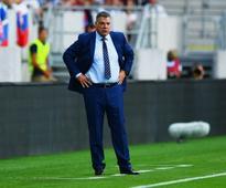 Sam Allardyce leaves post of England manager after newspaper sting