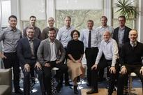 President and CEO of Telenor Group, Sigve Brekke, Convenes with Tapad's Propeller Participants