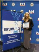 Grad Student Wins US State Department Wonk Tank Competition