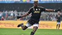 Juventus should be top of Serie A - Paul Pogba ahead of Napoli clash