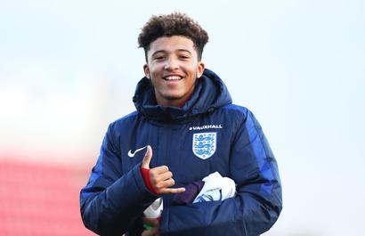 England's Sancho to play only in group stages at FIFA U-17 WC