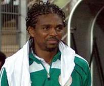 Kanu, Okocha to play alongside Messi, Neymar