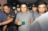 Not guilty of graft, ex-top cop Purisima pleads