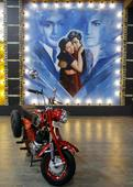 From Sholay To Dhoom Bollywoods Iconic Cars And Bikes Are On Display At The 2016 Auto Expo