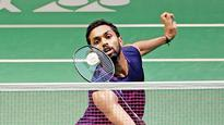 Between Olympics and All England final, I would choose All England: HS Prannoy