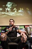 Collingwood Magpies champion Dane Swan retires in typical carefree style