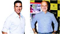 Anupam Kher in Akshay Kumar's The Great Indian Laughter Challenge?