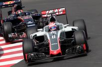 Steiner: With strong set-up we can match Toro Rosso