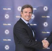 William Hill signs three-year partnership with Chelsea FC