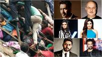 Elphinstone Stampede | Ajay Devgn to Anupam Kher: B-Town celebs mourn the loss of lives in the tragedy