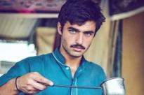 Arshad: Blue-eyed, handsome Pakistani chaiwala who became an internet sensation receives a modelling contract