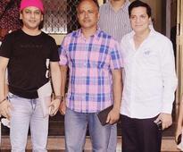 Jatin Pandit with Viveck Shettyy on FM Rainbow 107.1 FM