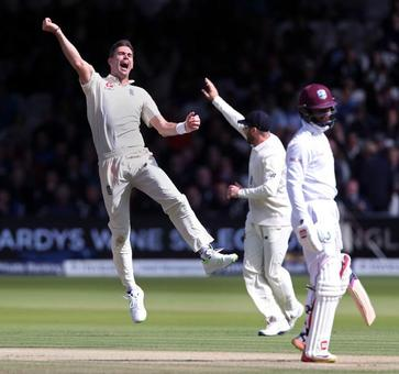 Anderson bowls England to series victory at Lord's