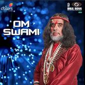 This video of Swami Omji Maharaj from Bigg Boss 10 getting violent with a woman during a live debate is going viral