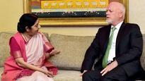 Sushma Swaraj asks UN President- Elect to adopt zero-tolerance towards terror